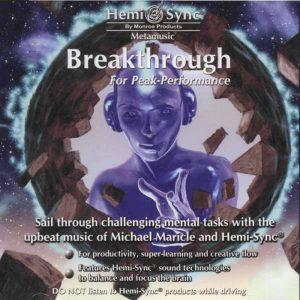 Breakthrough For Peak-Performance (Atingerea performanţelor de vârf)