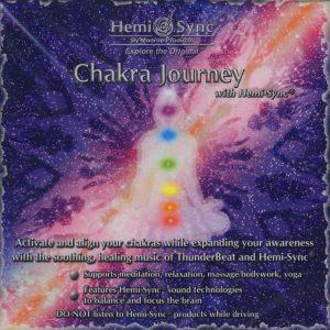 Chakra Journey with Hemi-Sync® (Călătorie printre Chakre cu Hemi-Sync®)