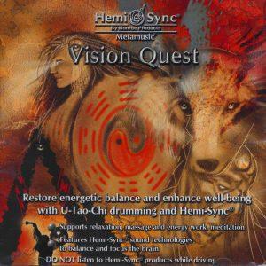 Vision Quest with Hemi-Sync® (Căutarera viziunii cu Hemi-Sync®)